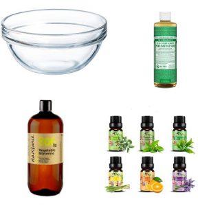 como hacer espuma en la bañera