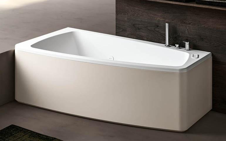 Las diferentes formas posibles para tu bañera