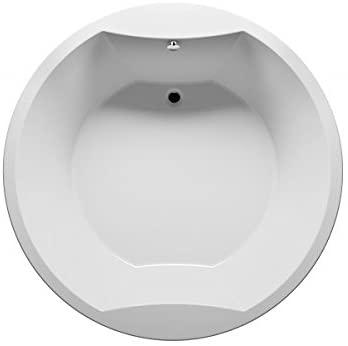 Gran bañera redonda acrílico RIHO duo COLORADO 180 x 180 cm