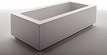 Zucchetti Kos Grande bañera 1GRTTIBI0CRCR0P-Freestanding