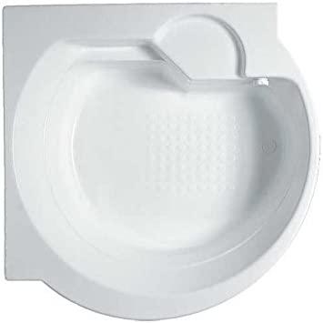 Senos integrado hafro Igloo bañera integrado angular Igloo 2iga1 N1