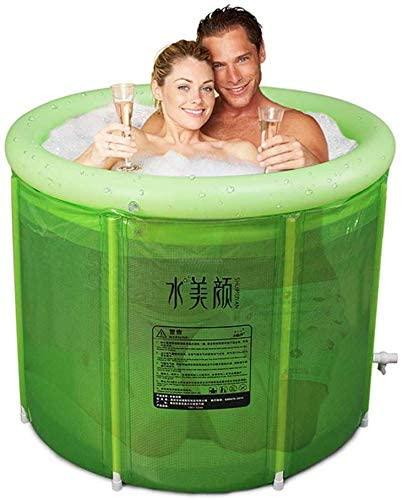Bañera La Bañera Plegable For Adultos Completo Cuerpo Japonesa Tina De Baño For Adultos Puede Acomodar Plegable De La Piscina Grande
